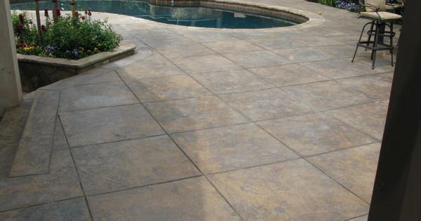 Services Stamped Concrete Myrtle Beach Sc Epoxy Garage